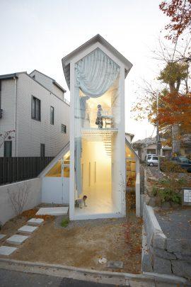 The Japanese House. Office of Ryue Nishizawa