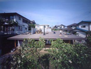 The Japanese House. RoofHouse_(c)Katsuhisa Kida_FOTOTECA