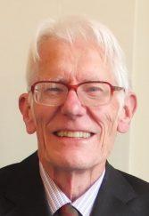 Arthur Stockwin portrait