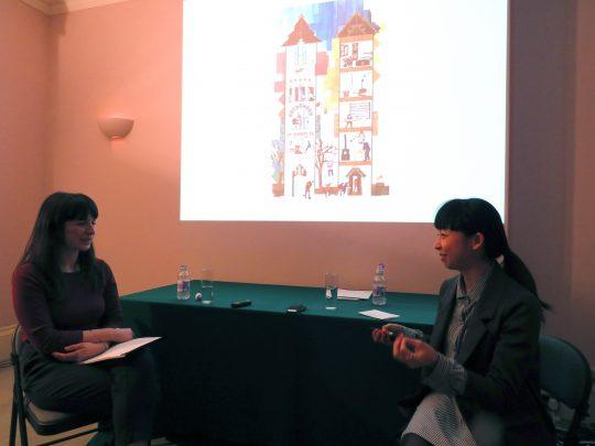 natsko seki artist talk feature