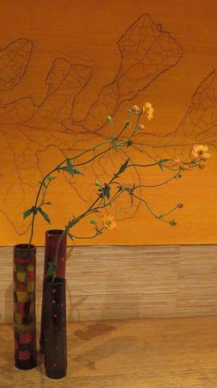 Takaya Fujii ikebana