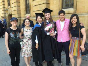 Kara Juul graduation photo
