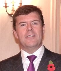 Paul Burstow portrait