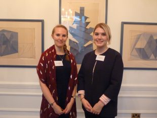 Liz Wormald and Izumi Braddick