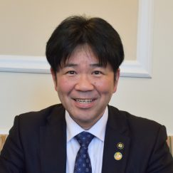 Profile of the Major of Yawatahama