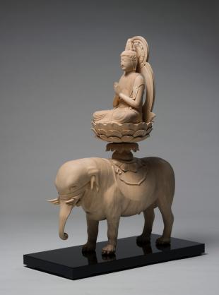 Reproduction of Fugen Bostatsu_Lee pin-yi (c) City & Guilds of London Art School