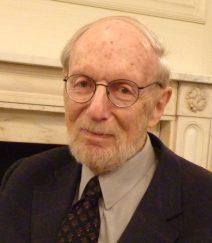 Robert Cassen portrait