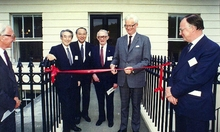 douglas herd opening Japan House